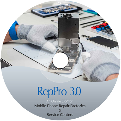 RepPro : An online ERP for Mobile Phone Repair Factories and Service Centers